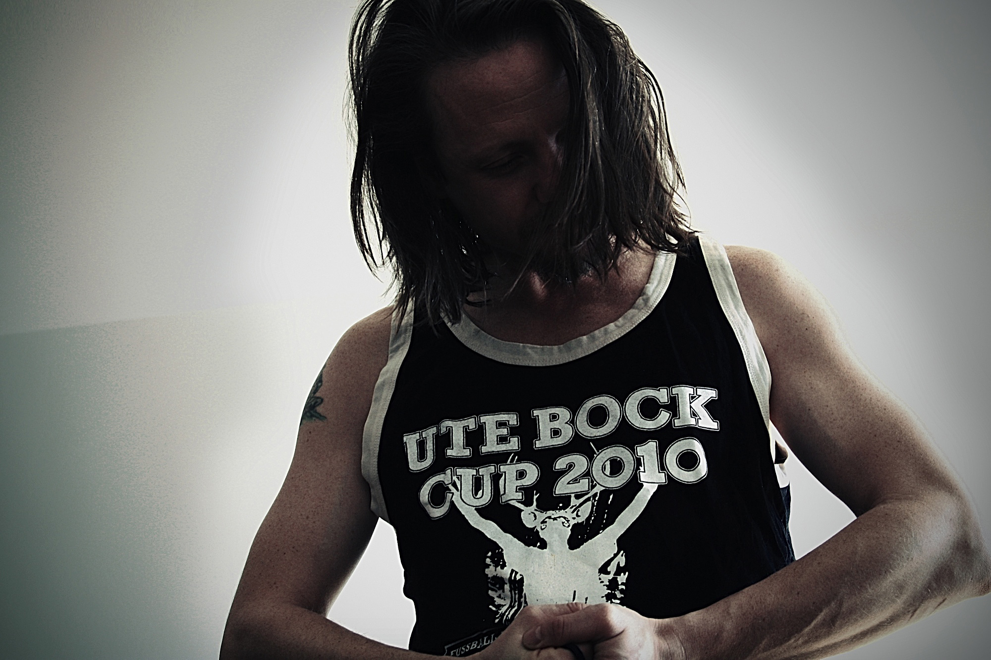 Ute Bock Cup - The Wrestler