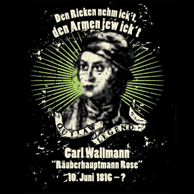 Outlaw Legend Carl Wallmann