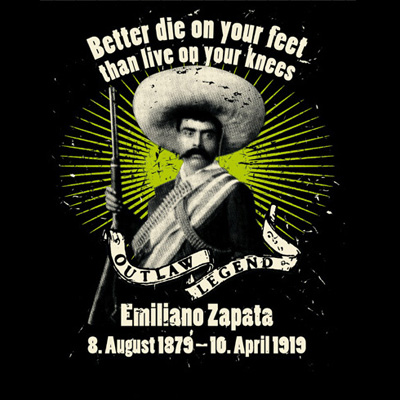 Outlaw Legend Emiliano Zapata