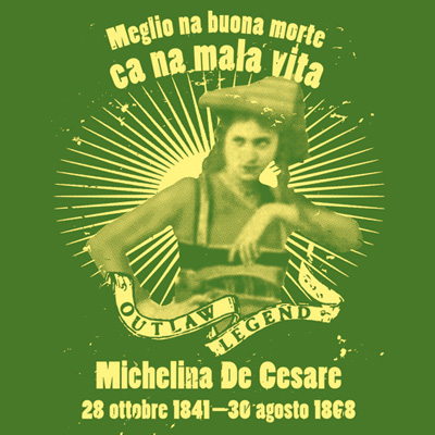 Outlaw Legend Michelina De Cesare